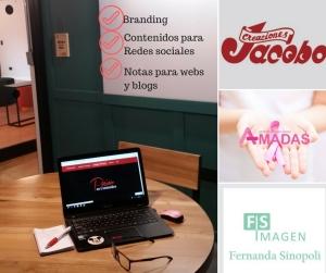 BrandingContenidos en Redes SocialesNotas para Blogs